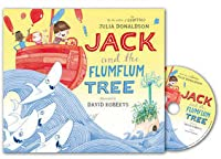 Jack and the Flumflum Tree (Book & CD)