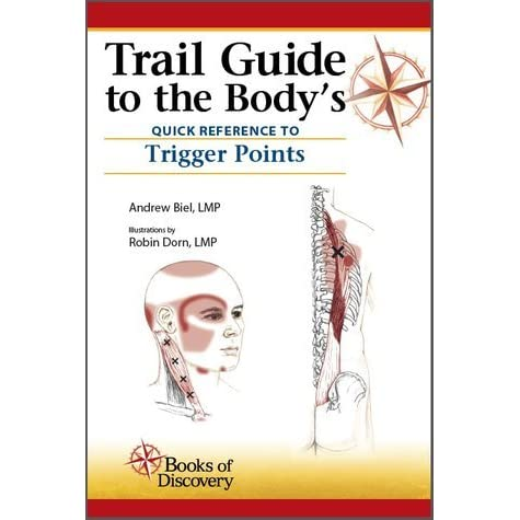 Trail Guide To The Bodys Quick Reference To Trigger Points By