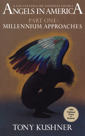 "Book cover of ""Millennium Approaches"" by Tony Kushner"