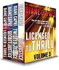 Licensed to Thrill: Volume 3