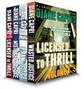 Licensed to Thrill: Volume 4