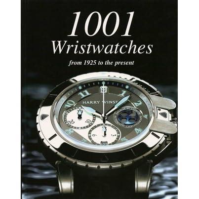 Książki antykwaryczne 1001 Wristw*tches History Technology Design,Martin Haussermann