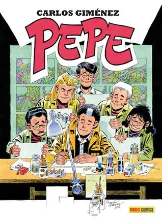 Pepe #2 by Carlos Giménez