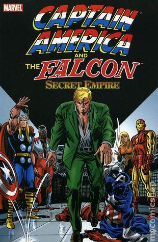 Captain America and the Falcon: Secret Empire