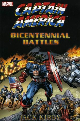 Captain America: Bicentennial Battles