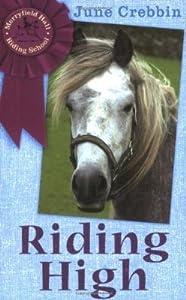 Riding High (Merryfield Hall Riding School Book)
