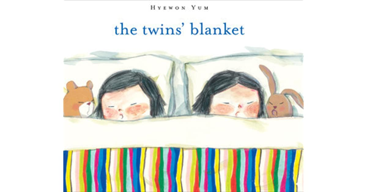 The Twins Blanket By Hyewon Yum