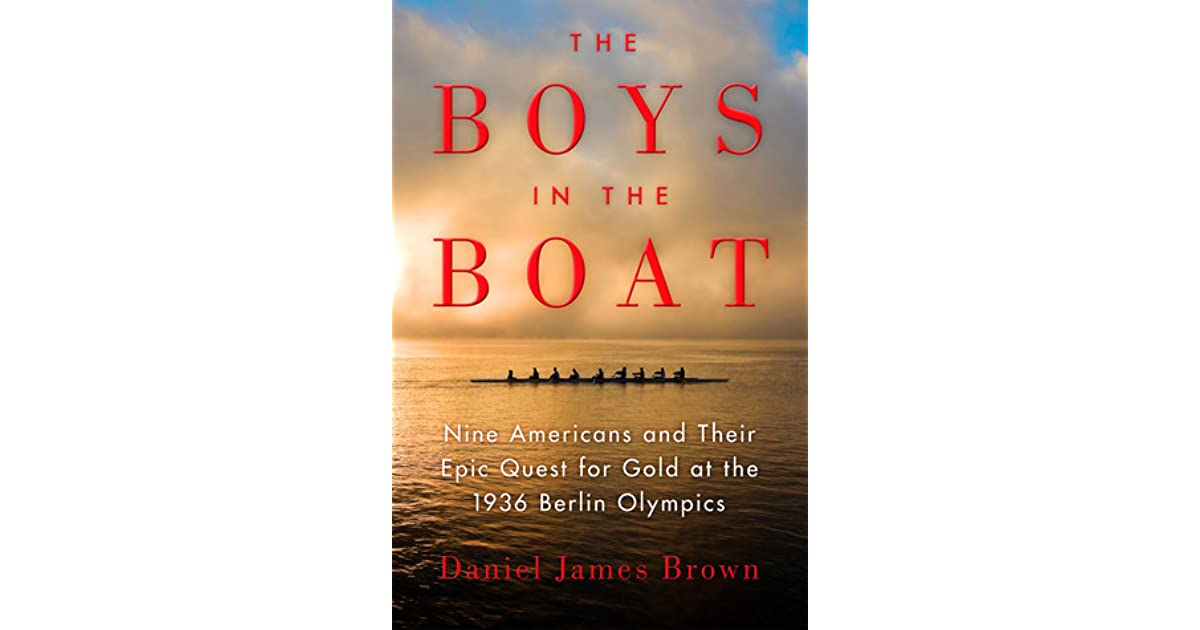 Donna Auburn Cas Review Of The Boys In The Boat Nine Americans