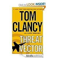 Threat Vector (Jack Ryan Jr., #4)
