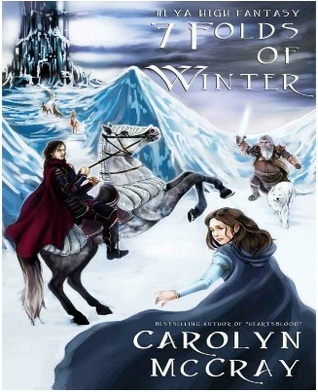 7 Folds of Winter  by  Carolyn McCray