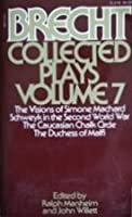 Collected Plays, Volume 7