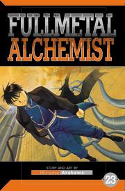 Fullmetal Alchemist 23 by Hiromu Arakawa
