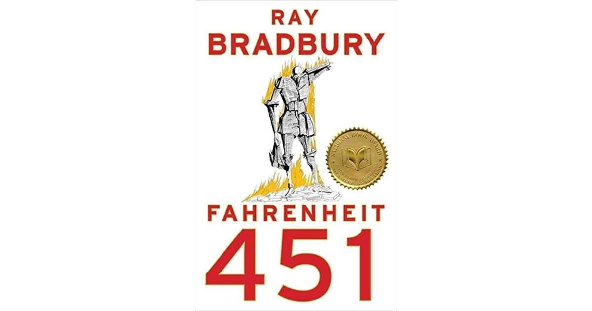 the world of america in ray bradburys novel fahrenheit 451 Ray bradbury's classic novel gets a melodramatic, heavy-handed adaptation   but all the disturbing aspects of modern-day america can't account for the  this  is the world of hbo's fahrenheit 451—a world in which books.