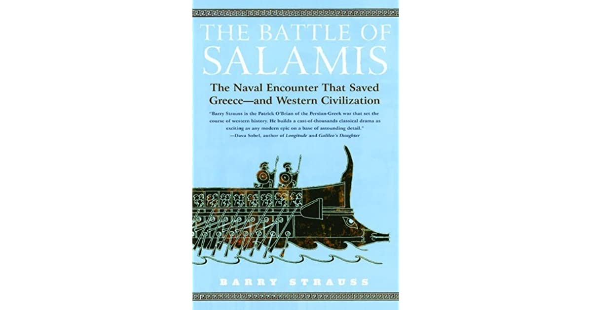 analyzing the battle of salamis essay The victories shifted at the battle of salamis (480 bc) the greeks defeated a large persian naval force essay by: reema n create a free website.