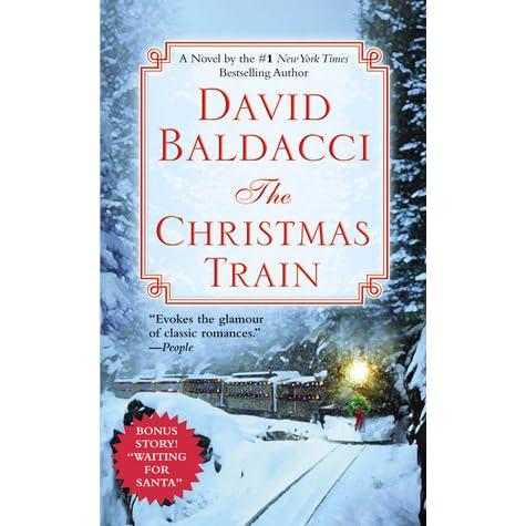 the christmas train by david baldacci - The Christmas Train