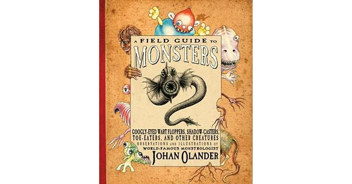 Download [PDF] A Field Guide To Monsters Free Online | New ...