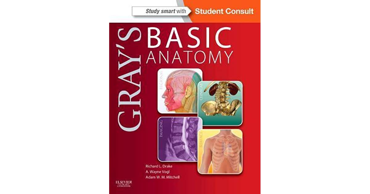 Gray\'s Basic Anatomy with Student Consult by Richard L. Drake