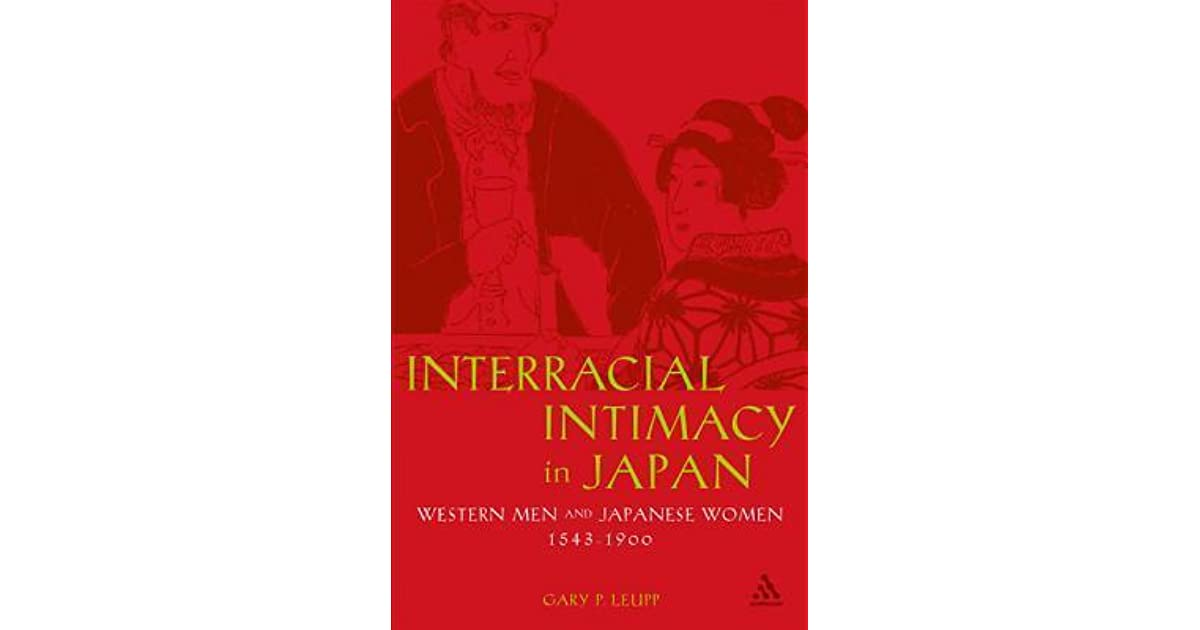 1543 1900 in interracial intimacy japan japanese man western woman