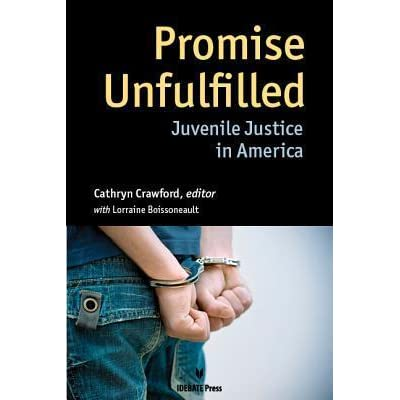 a need for a reform in the american juvenile justice system