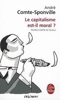 Le capitalisme est-il moral?