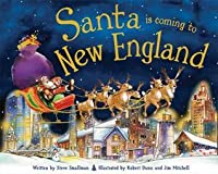 Santa Is Coming to New England