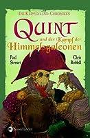 Quint und der Kampf der Himmelsgaleonen (Klippenland-Chroniken, #3)