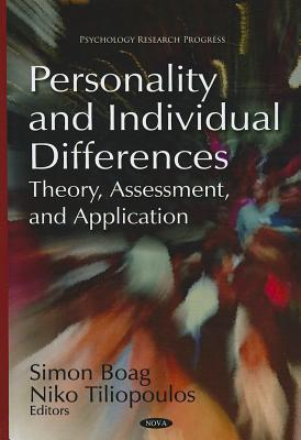 Personality-and-Individual-Differences-Theory-Assessment-and-Application