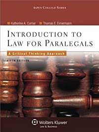 Introduction to Law for Paralegals