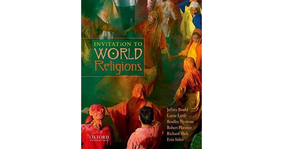 invitation to world religions 3rd edition audiobook