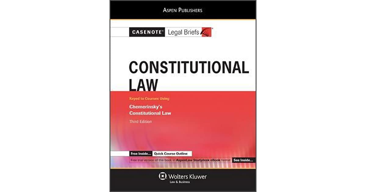 legal outline constitutional law Lawinfo helps you research information on constitutional laws, including free legal articles and other law-related resources that help you understand the in addition to the procedural due process rights described above, which governs how the government must act, the constitution also guarantees.