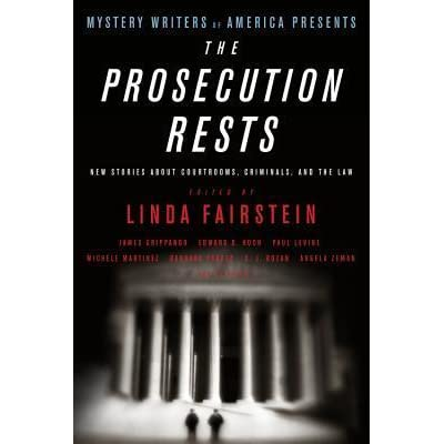 Mystery Writers Of America Presents The Prosecution Rests New