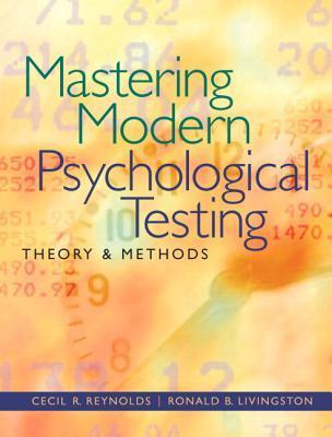 Mastering modern psychological testing   theory methods (2014, Pearson)