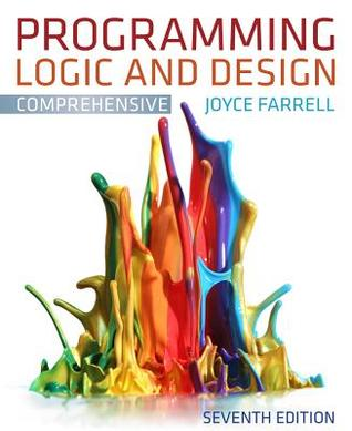programming logic and design comprehensive ninth edition