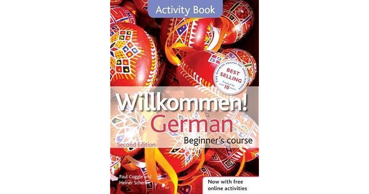 Willkommen! German Beginner's Course 2ED Revised: Activity