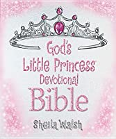 God's Little Princess Devotional Bible