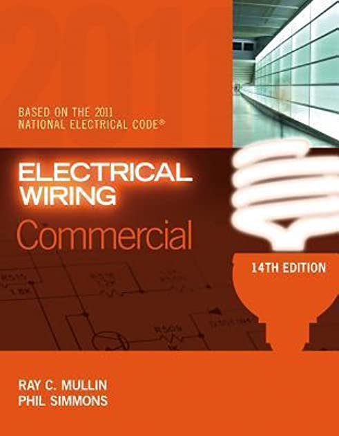 electrical wiring commercial by ray c mullin semi-trailer light wiring diagram commercial wiring books #25