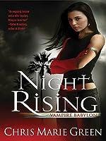 Night Rising (Vampire Babylon #1)