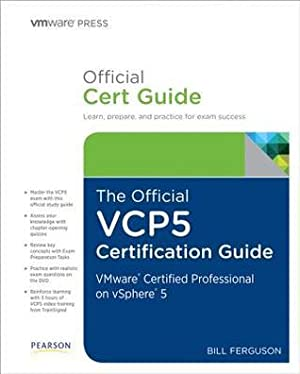 !!> Epub ➥ The Official Vcp5 Certification Guide  ➤ Author Bill Ferguson – Submitalink.info