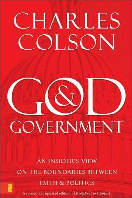 God and Government by Charles W. Colson