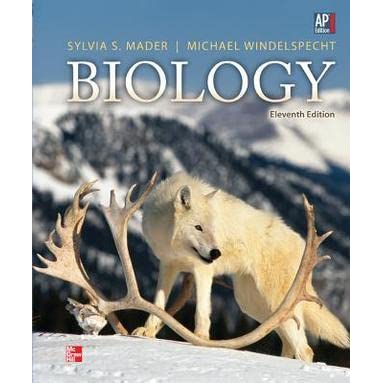 Essentials Of Biology Sylvia Mader Pdf