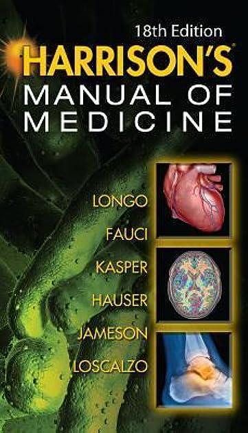 harrisons manual of medicine by dan l longo rh goodreads com
