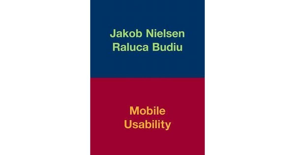 Jakob pdf engineering usability nielsen