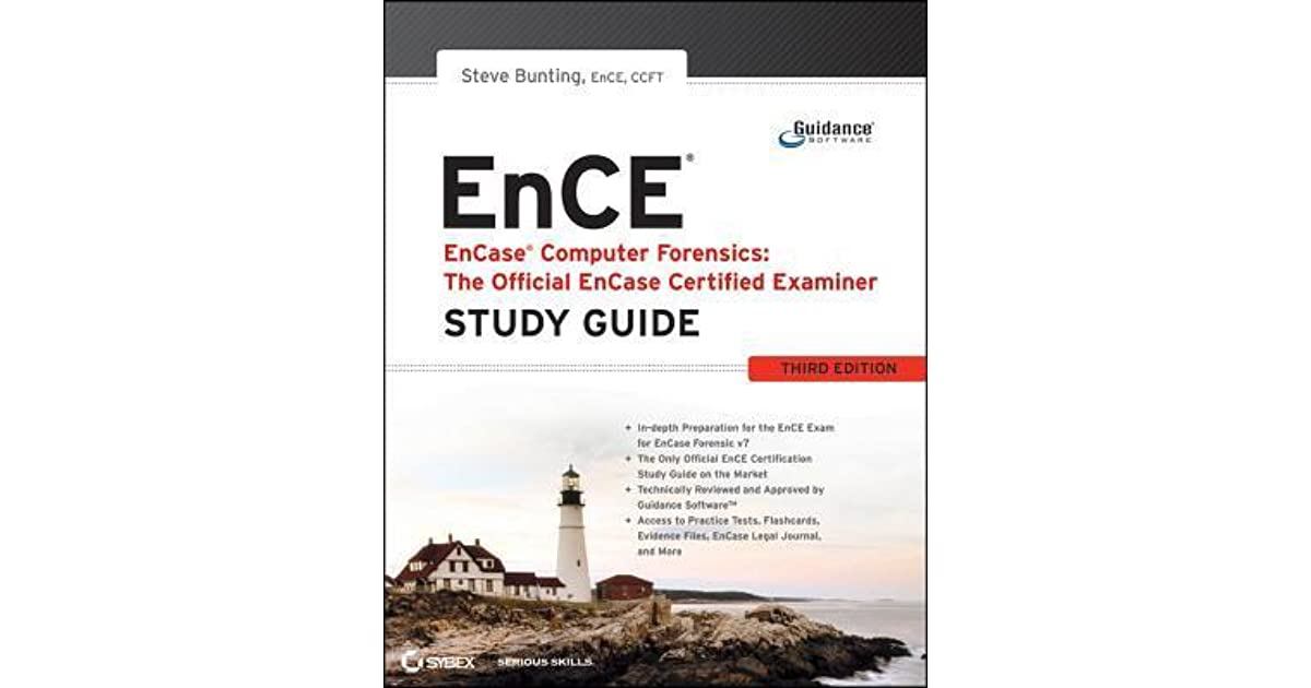 Encase Computer Forensics The Official Ence Encase Certified