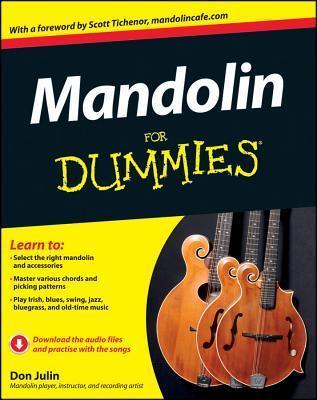 Mandolin for Dummies by Don Julin