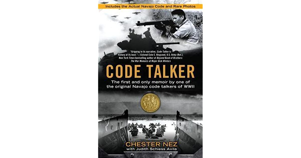 Code Talker A Novel About the navajo Marines of World War ...