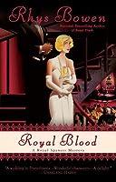 Royal Blood (#4, Royal Spyness Mysteries)