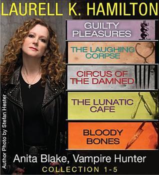 Anita Blake Books 1 to 5 - Laurell K Hamilton