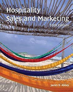 Hospitality Sales and Marketing with Answer Sheet