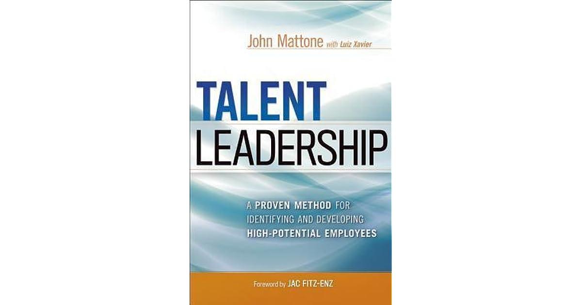 Define Talent Pools