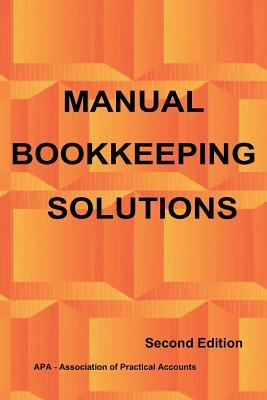 Manual Bookkeeping Solutions